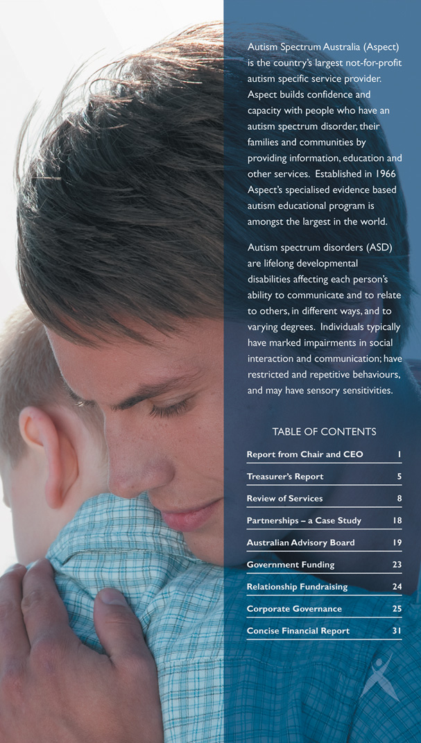 Autism Spectrum Australia 1 2