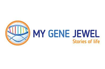logo my gene jewel