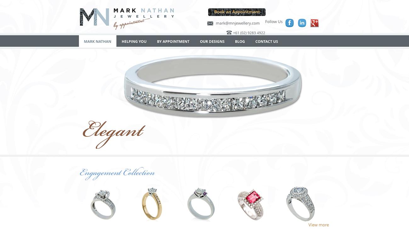 mark nathan jewellery