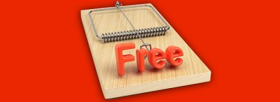 Free is not free anymore